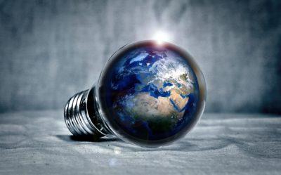 Energy Saving Earth