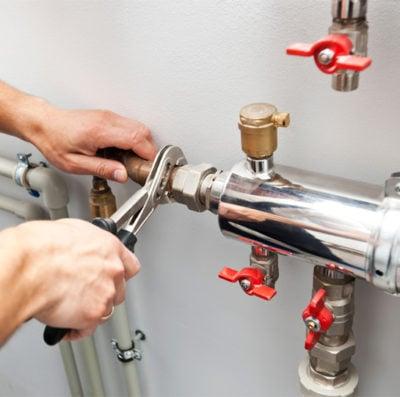 commercial boiler inset